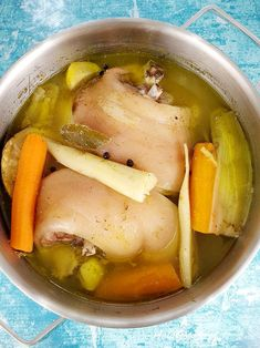 Pork Hock, Polish Recipes, Food And Drink, Soup, Impreza, Dinner, Ethnic Recipes, Meal, Mascarpone
