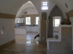 Cal-Earth - 3 vaulted home | London Permaculture | Flickr