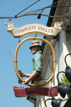 Compleat Angler, Norwich, England