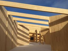 Ecole Primaire Nation Long-Pointe, Winneway Entrepreneur, Stairs, Home Decor, Wood Construction, Stairway, Decoration Home, Staircases, Room Decor, Stairways
