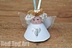 Cork Angel Crafts