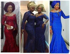 Aso-Ebi feature is never boring because we get to see more and more unique styles and trends. These sleek designs continue to create a buzz in Naija weddings. Layered gele,…