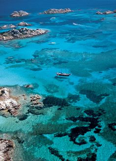 sardinia, Italy  -  The best beaches in all Europe