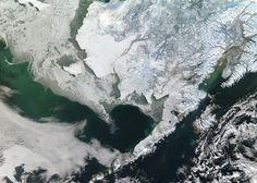 Winter in Alaska   by NASA Goddard Photo and Video