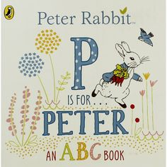 P is for Peter Rabbi