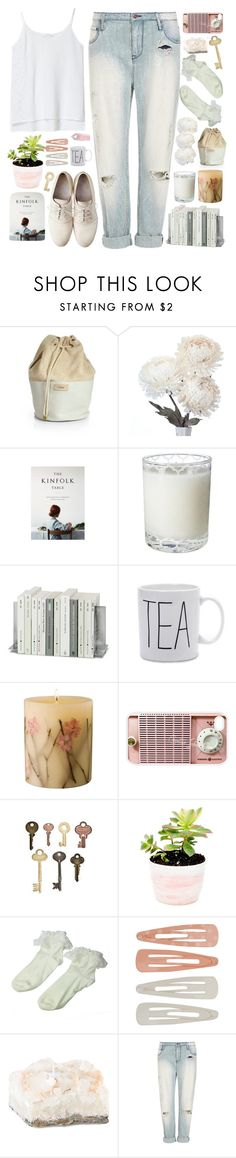 """""""Carry On"""" by susieqie ❤ liked on Polyvore featuring Chloé, Maison Margiela, Rosy Rings, Samsung, Retrò, Forever 21, Zara Home, sass & bide and Zara"""