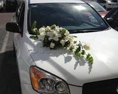 Resultado de imagen para los mejores arreglos florales del mundo para boda Wedding Car, Ideas Para, Cars, World, Dress, Modern Floral Arrangements, Wedding Bouquets, Wedding Decoration, Gardens