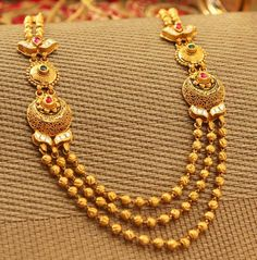 Gold And Silver Dealer Delhi Gold Ring Designs, Gold Bangles Design, Gold Jewellery Design, Gold Jewelry Simple, Stylish Jewelry, Manubhai Jewellers, Necklace Designs, Jewels, Rajput Jewellery