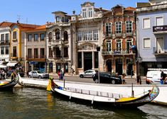By the Enchanting Seaside of Aveiro, Portugal - Travelsewhere Portugal Travel, Lisbon, Places To See, Seaside, Venice, Coast, City, Wanderlust, Porto