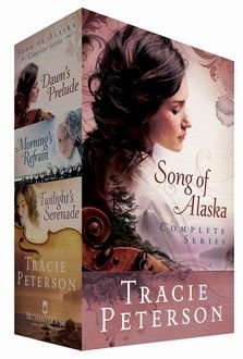 I love Tracie Peterson!   i read all of these books   awsome     very moving   books  i loved it
