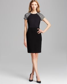 Shop Michelle's picks — Lafayette 148 New York Cap Sleeve Dress