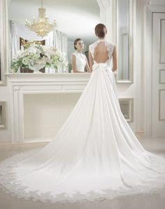 Elegant Wedding Dress 2013 (1)