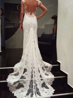 Galia Lahav gorgeous.