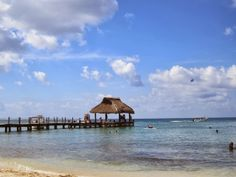 Paradise Beach Cozumel, Mexico My favorite place to be!