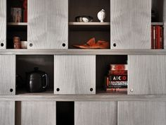 I need ideas for sliding cabinet doors - the cheap version. hi ...