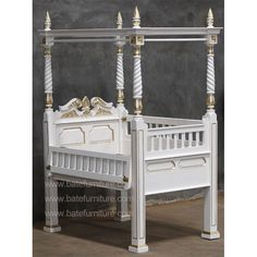 Baby Furniture | ... Baby Cribs | Mahogany Beds | French Furniture | Indonesia Furniture