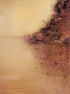 "Saatchi Online Artist: Maurice Sapiro; Oil, 2010, Painting ""Looking East"""