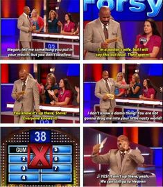 Family Feud Humor | ... Moments From Steve Harvey's Family Feud... I Am In Tears Laughing