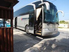 Crete Bus #bus #crete #heraklion