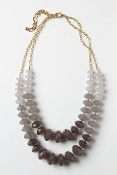£28 PrettyLily Mineral Necklace