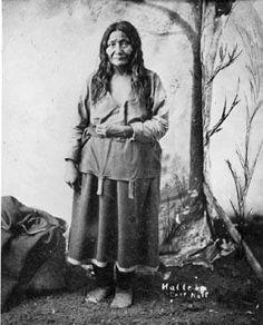 Nalleka - Cree - 1885