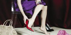 The Weird Way Your Shoes Could Be Making Your Breasts Sag