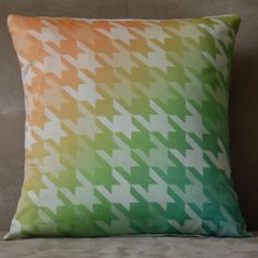 Flip Pillow | organic pillow | eco-friendly pillow | modern design | american made design| eco-friendly home décor and accessories | sustainable gifts | free eco shipping on all orders
