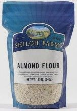 Almond Flour is an excellent substitute for regular flour.  It enhances baked goods with a more traditional taste than other nuts, thus making it ideal for baking.  Almond flour is milled from all natural whole almonds and loaded with nutrients.   It contains Vitamin E and magnesium and is low in carbohydrates. Save 30% this weekend!