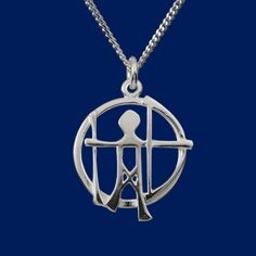 The God of hunting, pendant