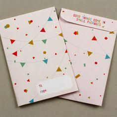 Gift Card Envelope PDF - Free Instant Download – Love vs Design