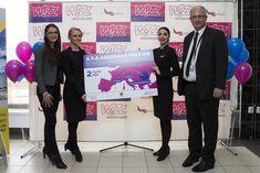 Wizz Air alocă a 7-a aeronavă la baza din Cluj și prezintă orarul de iarnă 2018-2019