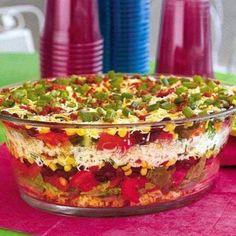 Five 5 Star Summer Salad Recipes plus a Bonus