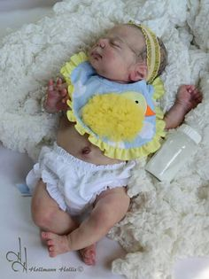 Baby Know reborned by Little Chicks ♥