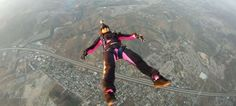 #Skydiving is a rush like no other!
