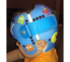Really I Love This Pirate Design So Much Lazardo Art And The - Baby helmet decalsbaby helmets lee pinterest creative baby helmet and babies