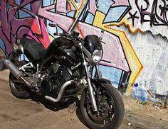 My Bike  Yamaha  BT 1100