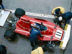 Regga Ferrari 312B3 1974 Zandvoort