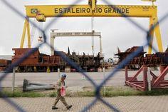 NOTÍCIAS DO TRECHO: Mais de 500 operários de estaleiro serão demitidos...