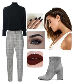 """Untitled #17"" by sanzianamaria-cusa on Polyvore featuring Le Kasha, Alexander Wang and LULUS"
