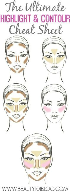 Hilighting & contouring made easy with our contour kit $90 includes 2 BB creams and blending buds. Youniqueproducts.com/cecipaton