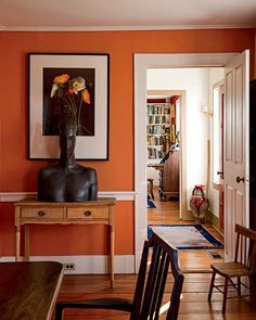 Famous garden designer Gordon Hayward and his wife have transformed a dilapidated Vermont farmhouse into a study in harmony between indoors and out, where garden views are always in focus.