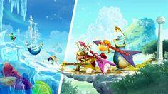 Осенью появятся новые приключения Rayman Adventures