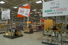Sainsbury's Brand Match advertised in store by J Sainsbury, via Flickr