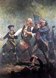 American Revolution - American war of independence