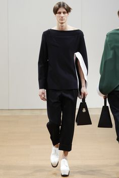 JW Anderson menswear collection, autumn/winter 2014