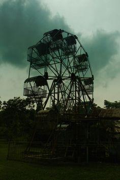 Wahana Taman Aci, Jambi - Indonesia.