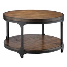 Stein World Market Round Coffee Table  wayfair.com