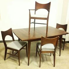 Vintage Broyhill · Dining TableDining Room