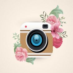Camera button in retro style Free Vector Photography Accessories, Photography Logos, Camera Photography, Poster Love, Camera Clip Art, Photo Elements, Fotos Do Instagram, Iphone Icon, Flower Frame