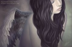 The way to Heaven by Alejandra-perez.deviantart.com on @deviantART